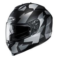 Full Face Helmet Hjc C70 Valon Black