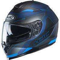 Hjc C70 Canex Helmet Blue Black