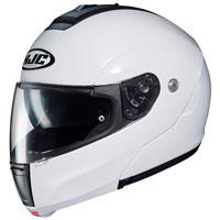 Casque Modulaire Hjc C90 Blanc