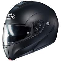 Modular Helmet Hjc C90 Black Matt