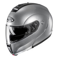 Modular Helmet Hjc C90 Silver
