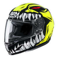 Hjc Cl Y Zuky Youth Helmet Yellow Kid