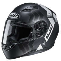 Casco Hjc Cs-15 Martial Nero