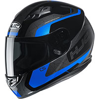 Hjc Cs-15 Dosta Helmet Black Blue