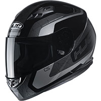 Hjc Cs-15 Dosta Helmet Black Grey