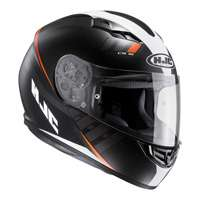 Hjc Cs-15 Space Mc7sf Arancio Nero
