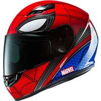 Hjc Cs-15 Grafica Marvel Spiderman Homecoming