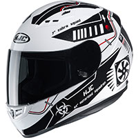 Hjc Cs-15 Tarex Helmet White