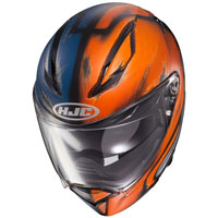 Hjc F70 Deathstroke Dc Comics Helmet