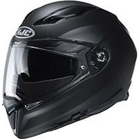 Hjc F70 Helmet Matt Black