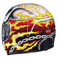 Hjc Casci Integrale Fg St Ghost Rider