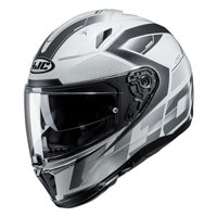 Full Face Helmet Hjc I70 Asto Black