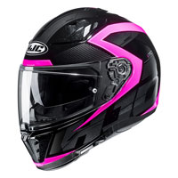 フルフェイスヘルメット Hjc i70 Asto ピンク