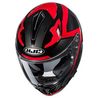 Full Face Helmet Hjc I70 Asto Red