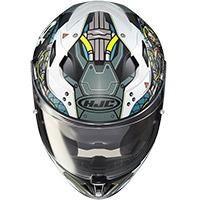Hjc I70 Bane Dc Comics Helmet