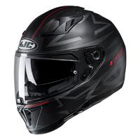 Hjc I70 Karon Cravia Black