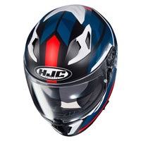 Full Face Helmet Hjc I70 Elim Blue