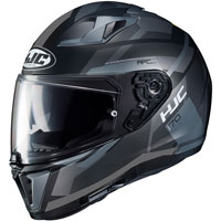 Full Face Helmet Hjc I70 Elim Black