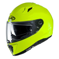 Full Face Helmet Hjc I70 Fluo Yellow