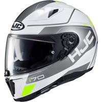 Full Face Helmet Hjc I70 Karon White