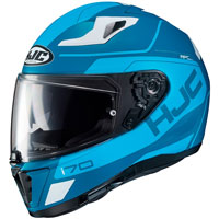 Full Face Helmet Hjc I70 Karon Blue