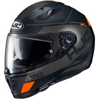 Full Face Helmet Hjc I70 Karon Black