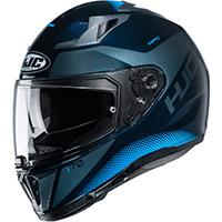 Hjc I70 Tas Helmet Blue