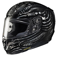 Casco Hjc Rpha 11 Aliens Fox Nero