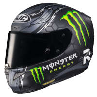 Hjc Rpha 11 Casco Integrale Crutchlow Replica Black