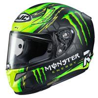 Hjc Rpha 11 Crutchlow Replica Helmet