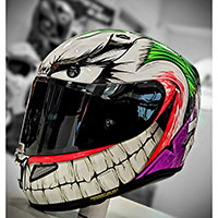 Casco Hjc Rpha 11 Joker Dc Comics