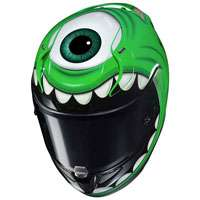 Hjc Rpha-11 Casco Integrale Mike Wasowski Disney - 2