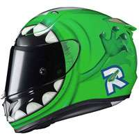 Hjc Rpha-11 Casco Integrale Mike Wasowski Disney - 3