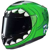 Hjc Rpha-11 Casco Integrale Mike Wasowski Disney