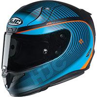 Hjc Rpha 11 Bine Helmet Blue