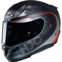 Hjc Rpha 11 Bine Helmet Black Red