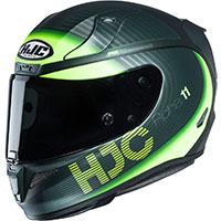 Hjc Rpha 11 Bine Helmet Green