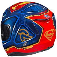 Casco Hjc Rpha 11 Superman Dc Comics - 3