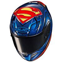 Casco Hjc Rpha 11 Superman Dc Comics - 4