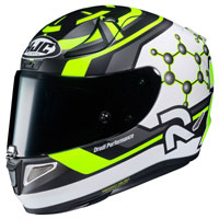 Full Face Helmet Hjc Rpha 11 Iannone Yellow