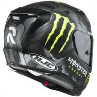 Hjc Rpha 11 Casco Integrale Monster Military Camo