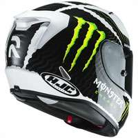 Hjc Rpha 11 Casco Integrale Monster White Sand