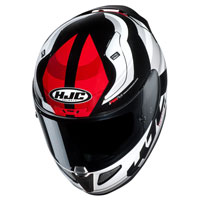 Full Face Helmet Hjc Rpha 11 Naxos Red