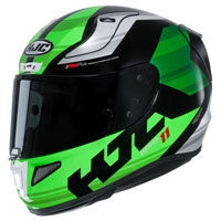 Full Face Helmet Hjc Rpha 11 Naxos Green