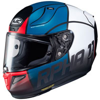 Casco Integrale Hjc Rpha 11 Quintain Blu