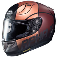 Full Face Helmet Hjc Rpha 11 Quintain Bronze