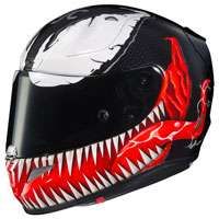 Hjc Rpha 11 Venom Marvel Helmet