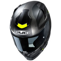 Full Face Helmet Hjc Rpha 70 Balius Black