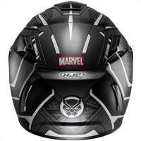 Hjc Rpha 70 Black Panther Marvel - 4