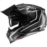 Hjc Rpha 70 Black Panther Marvel - 5